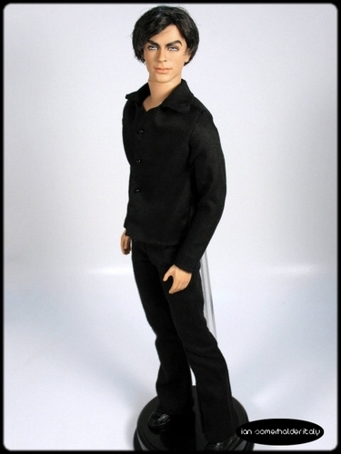 Ian Somerhalder - Damon Salvatore Doll <3