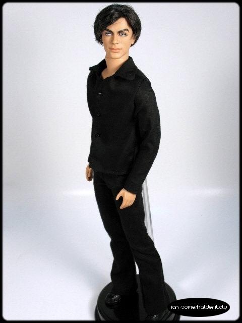 Ian Somerhalder - Damon Salvatore Doll <3