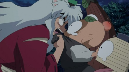 Inuyasha.:The Final Act:. Hintergrund called Inuasha The Final Act
