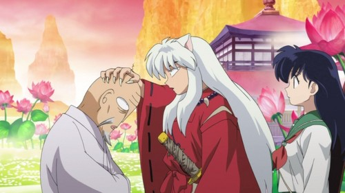 Inuyasha.:The Final Act:. Hintergrund entitled Inuasha The Final Act