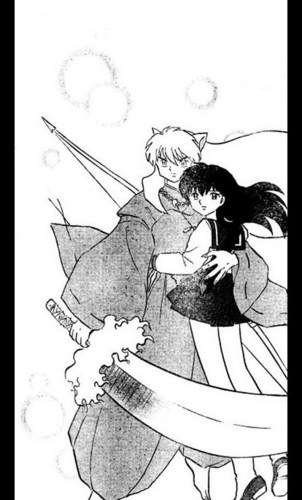 Inuyasha.:The Final Act:. fondo de pantalla called inuyasha Kanketsu-hen
