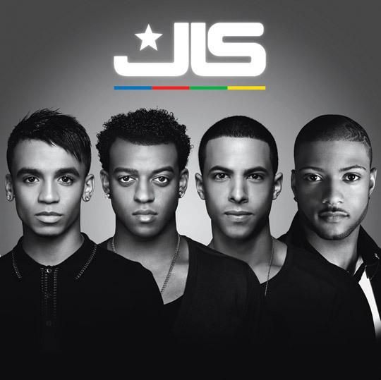 JLS Album Cover