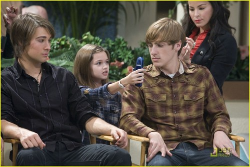 James, Kendall, and Katie