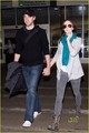 John &amp; Emily @ LAX - john-krasinski photo
