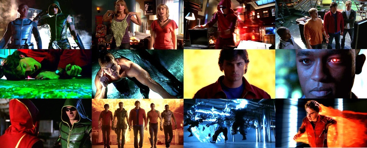 Smallville Justice League Wallpaper | www.imgkid.com - The ...