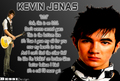 Kevin jonas Designed by Bessi Design