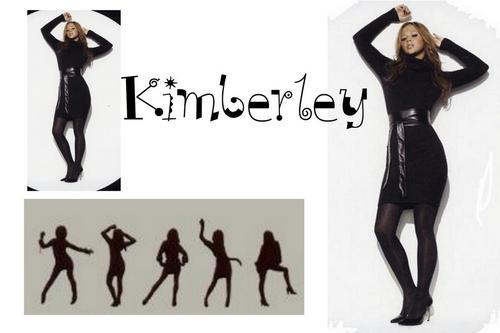 Kimberly Walsh