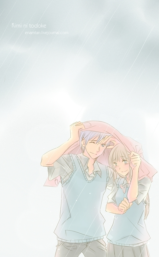 My Anime Images Kimi Ni Todoke Hd Wallpaper And Background Photos