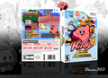 Kirby Wii Covers - kirby fan art