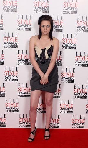 Kristen @ Elle Style Awards