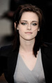 Kristen at the Burberry Prorsum Show - London Fashion Week (February 23). - twilight-series photo