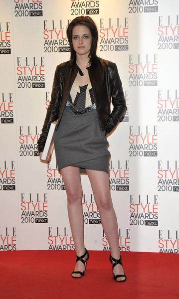 Kristen named Elle UK's Woman of the ano