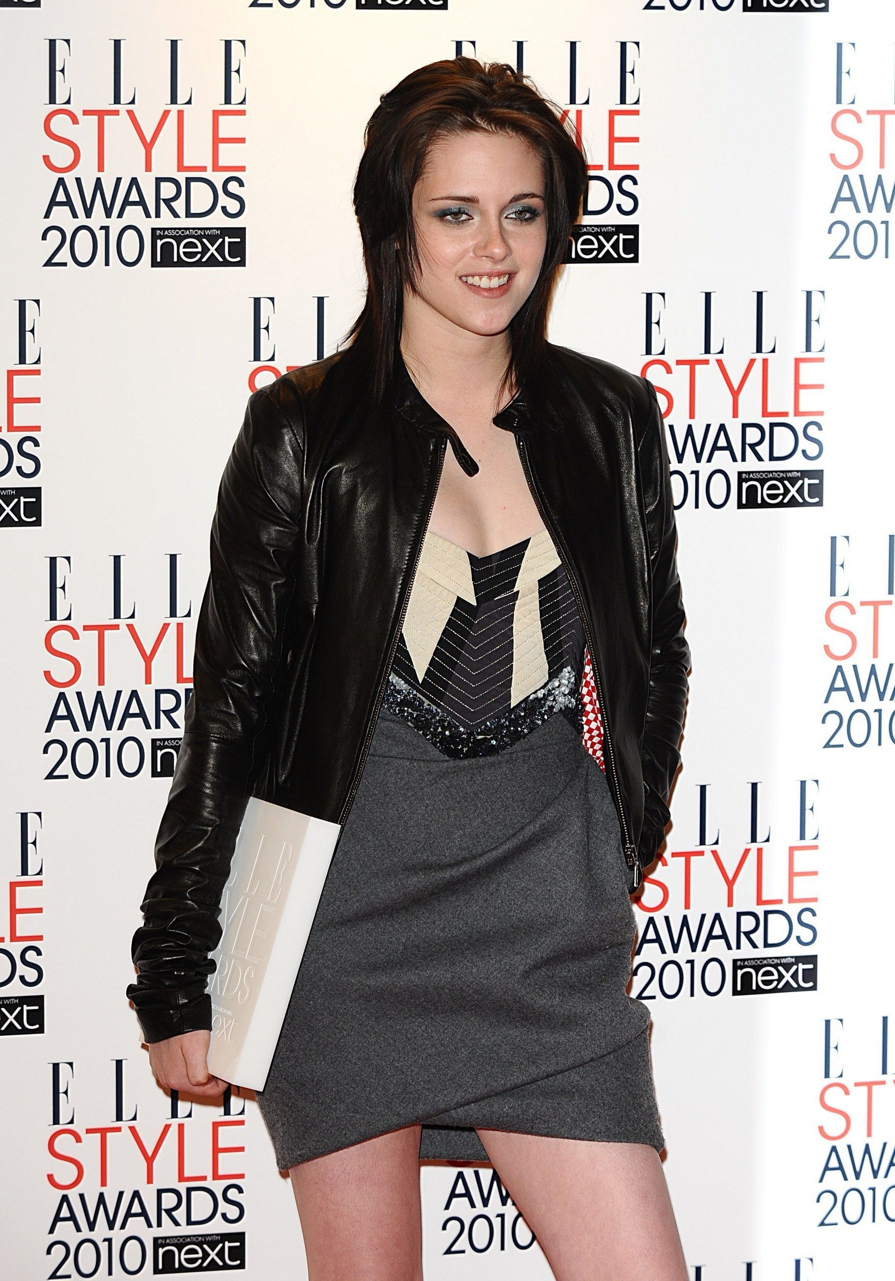 Kristen named Elle UK's Woman of the ano