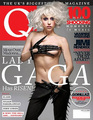 Lady GaGa Photo Shoots By John Wright For Q Magazine - lady-gaga photo