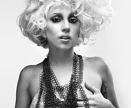 Lady GaGa picha Shoots kwa John Wright For Q Magazine
