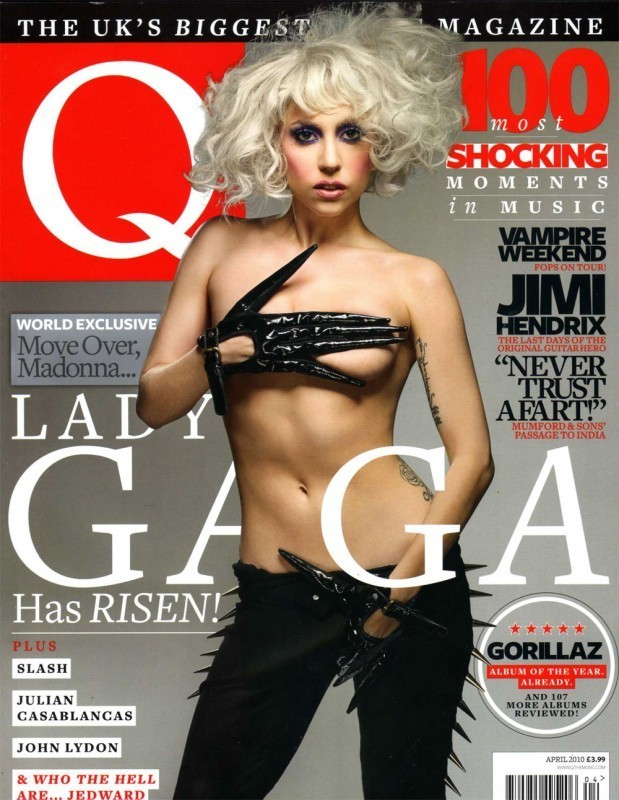 is lady gaga a shemale № 74519