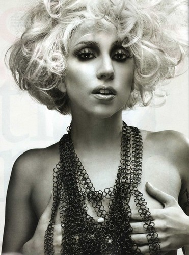 Lady GaGa's Q Magazine Cover Story (Scans)