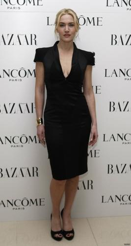 Lancome and Harpers Bazaar Bafta Party