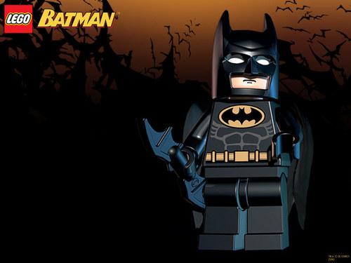 Lego Người dơi