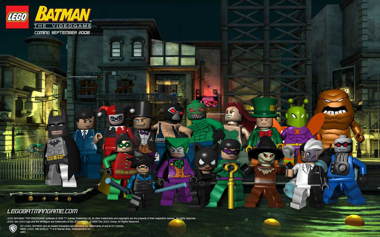 Download Game Lego Batman