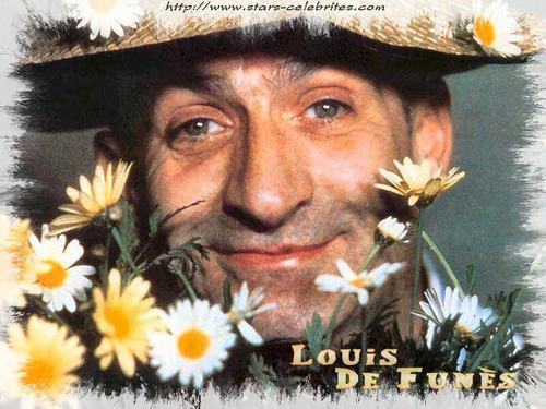 Louis de Funes - वॉलपेपर