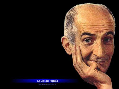 Louis de Funes - 壁纸