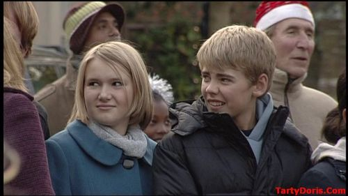 Lucy and Peter Beale