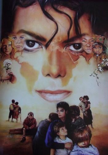 MJ paintings