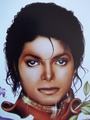 MJ paintings - michael-jackson photo