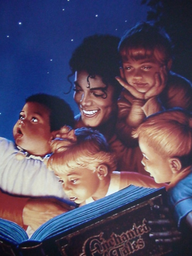 MJ paintings