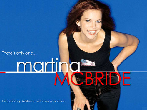 Martina McBride karatasi la kupamba ukuta