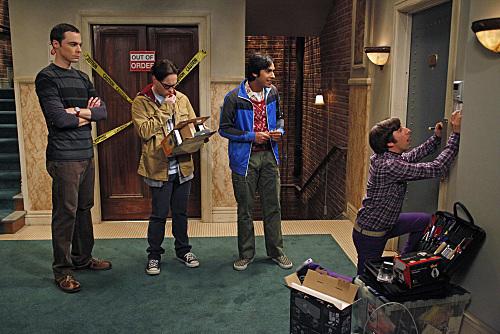 The Big Bang Theory Friendships wallpaper titled Me and My Gang