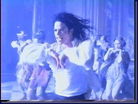 Michael Jackson ghost!!