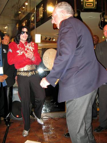 Michael in Las Vegas