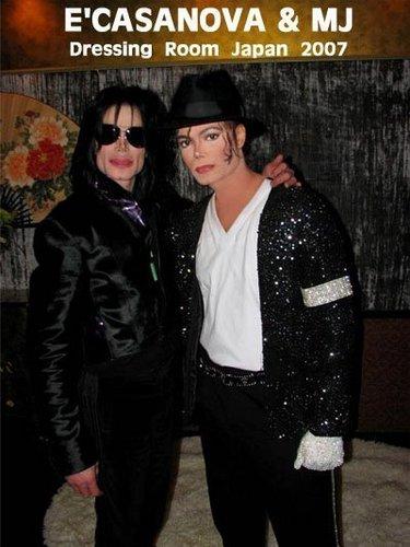 Mike and E'Casanova