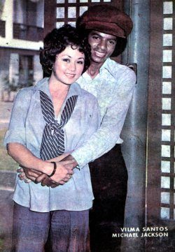 Mike and Vilma Santos