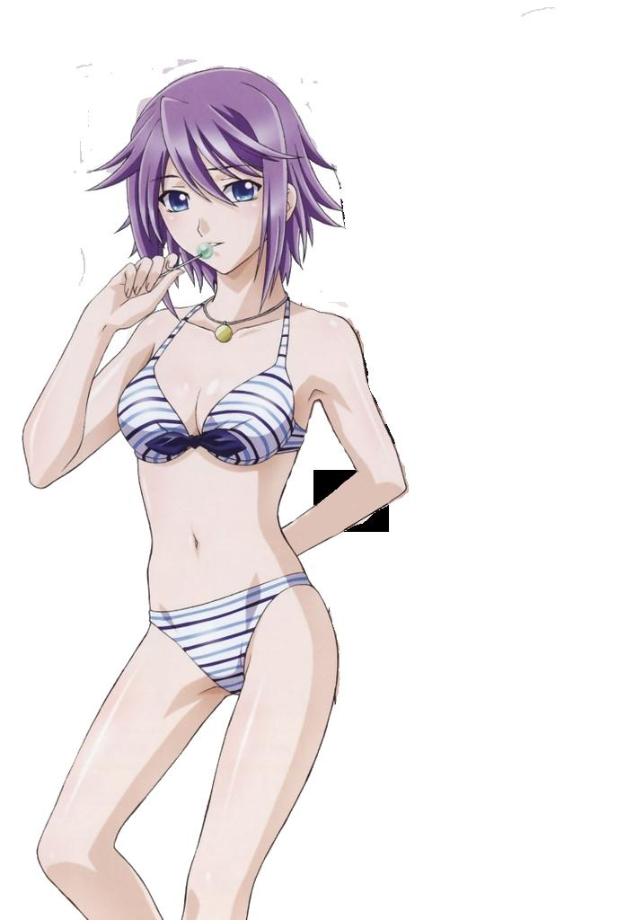[Prólogo] ¿Dirección? ¡La ciudad del Alfa y el Omega! Mizore-Bikini-mizore-shirayuki-fan-club-10582517-717-1024