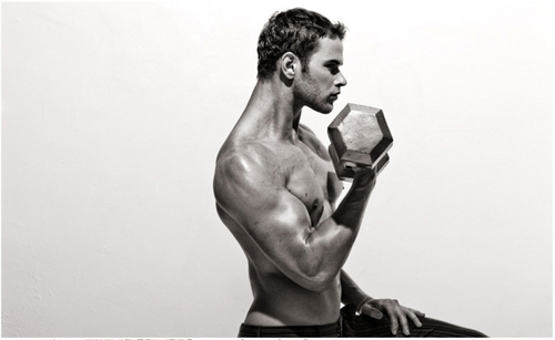 New fotografias from a Kellan Lutz Photoshoot