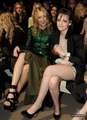 New Pictures of Kristen Stewart During The Burberry Prorsum Show - twilight-series photo
