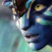 Neytiri war paint.