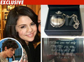 Nick Jonas gets Watch from Selena Gomez