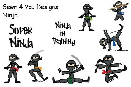 Ninja wallpaper titled Ninja Way