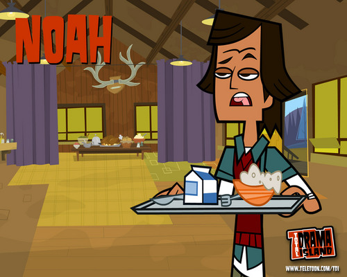 Total Drama Island Images Noah Wallpaper Hd Wallpaper And