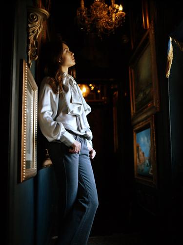 Olga Kurylenko | Cedric وین Mol Photoshoot