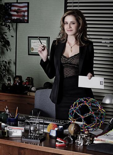 Pam ~ Jenna Fischer