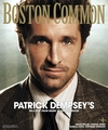 Patrick Dempsey on Boston Common Cover