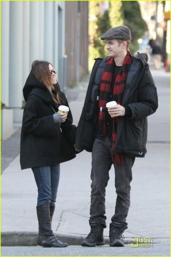 Rachel & Hayden in Vancouver