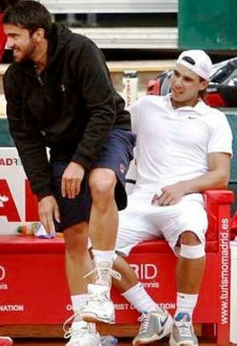 Rafa in a delicate situation
