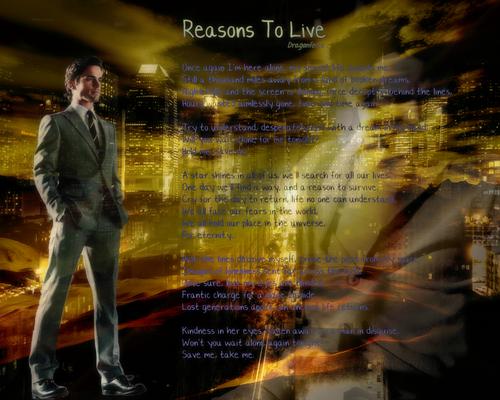 Reason To Live....