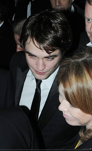 Rob - BAFTA's Afterparty